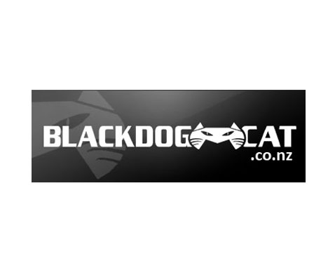 Blackdog Cat